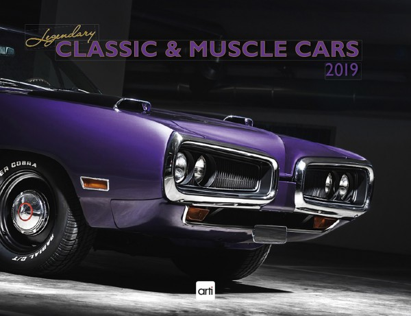 Legendary Classic&Muscle Cars 2019