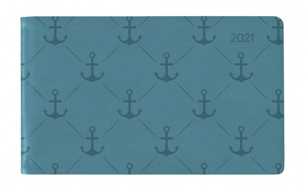 Ladytimer TO GO Deluxe Turquoise 2021
