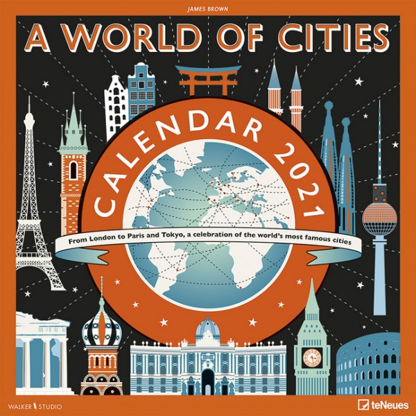 A World of Cities 2021
