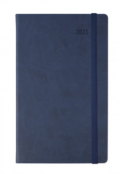 Planen & Notieren Hardcover Medium Berlin dunkelblau