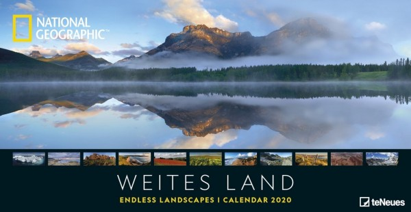 National Geographic Weites Land 2020