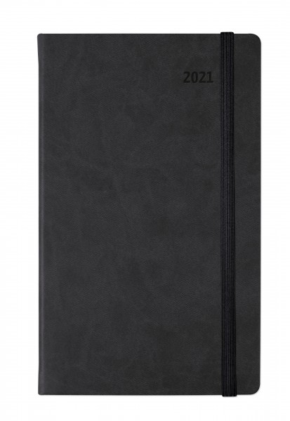 Planen & Notieren Hardcover Medium Berlin schwarz