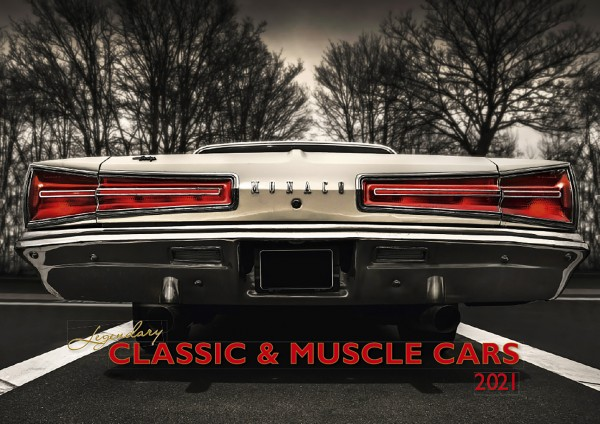 Legendary Classic & Muscle Cars 2021