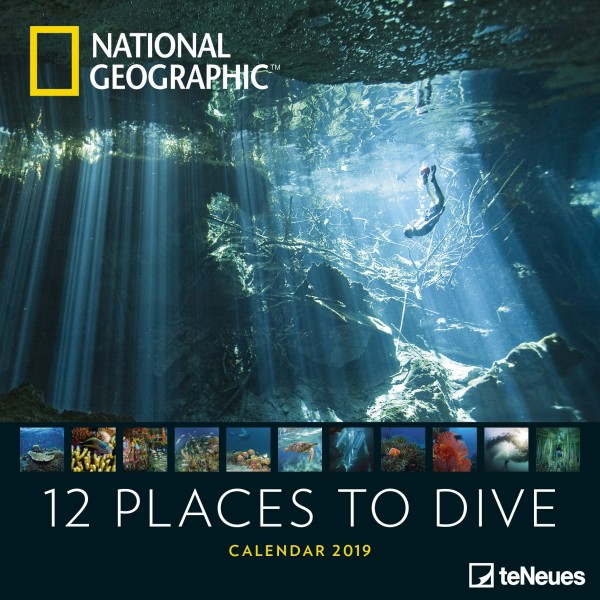 National Geographic 12 Places to dive National Geographic 2019