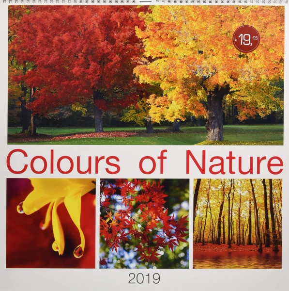 Colours of Nature 2019