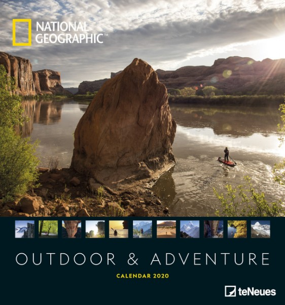 National Geographic Outdoor & Adventure 2020
