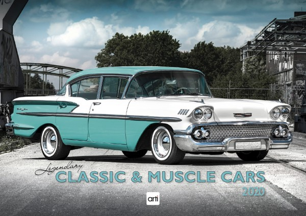 Legendary Classic & Muscle Cars 2020