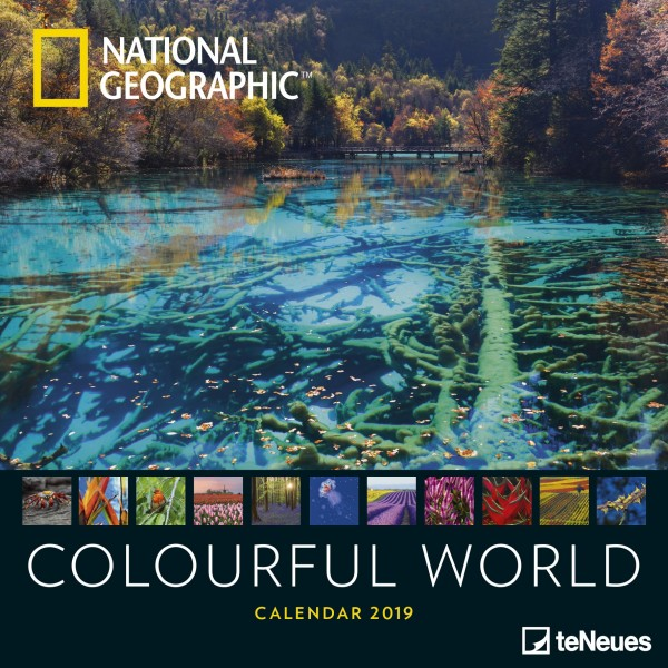 Colourful World National Geographic 2019