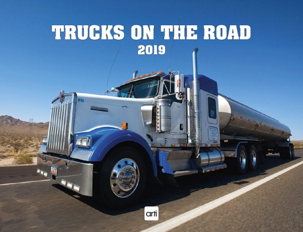Trucks on the road 2019