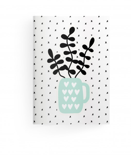 GreenLine Booklet Spikey Lifestyle
