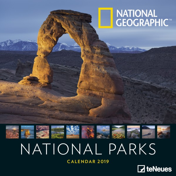 30x30 National Parks National Geographic 2019