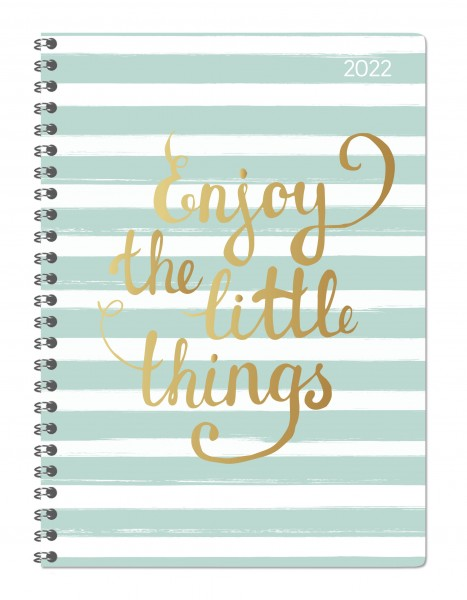 Ladytimer Ringbuch Little Things 2022 A5