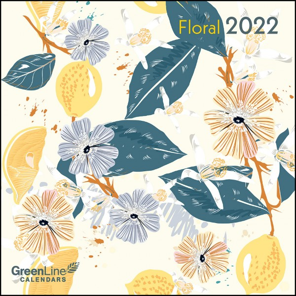 GreenLine Floral 2022 17,5x17,5