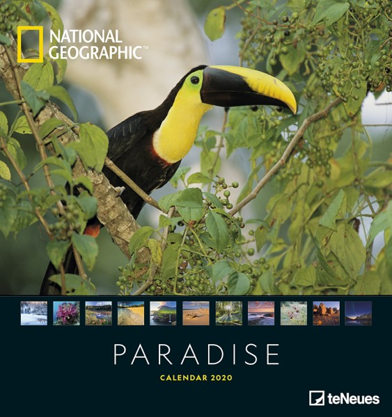 NATIONAL GEOGRAPHIC: Paradise 2020