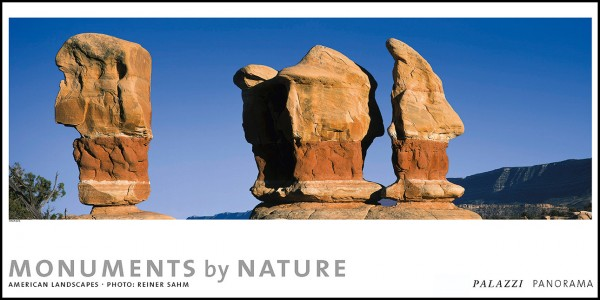 Monuments by Nature Panorama Zeitlos 100x50