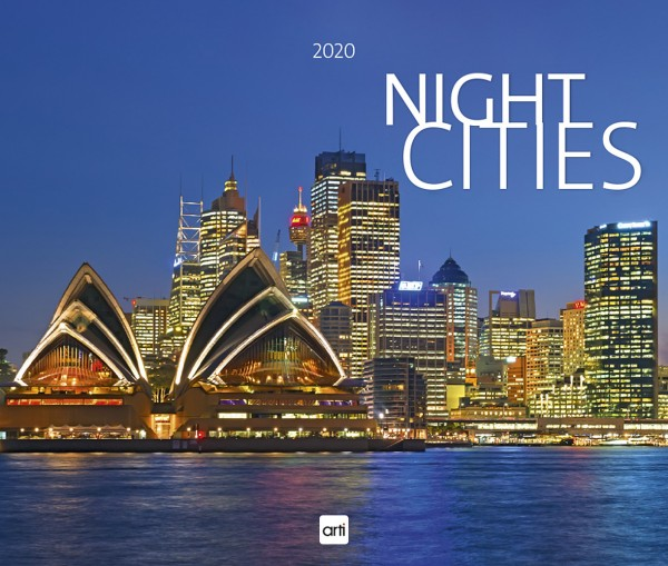 Night Cities 2020