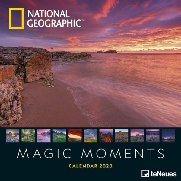 National Geographic Magic Moments 2020