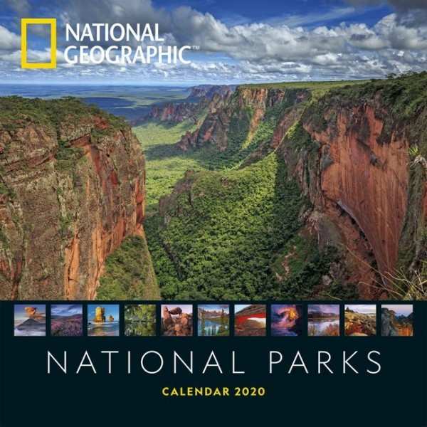 National Geographic National Parks 2020