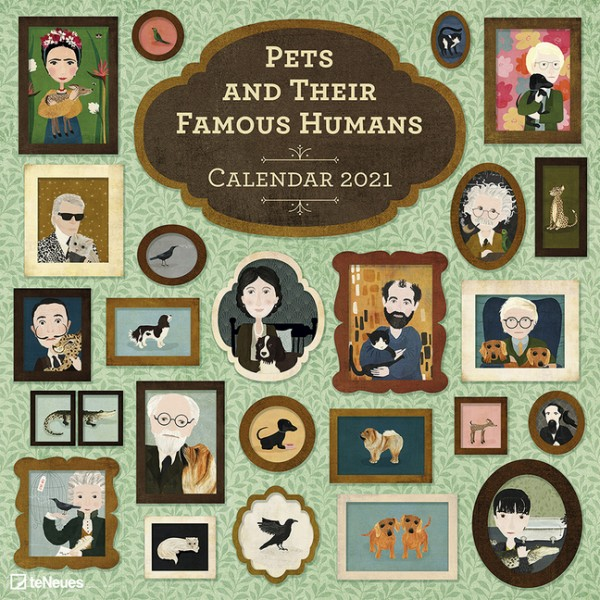 Pets and Their Famous Humans 2021