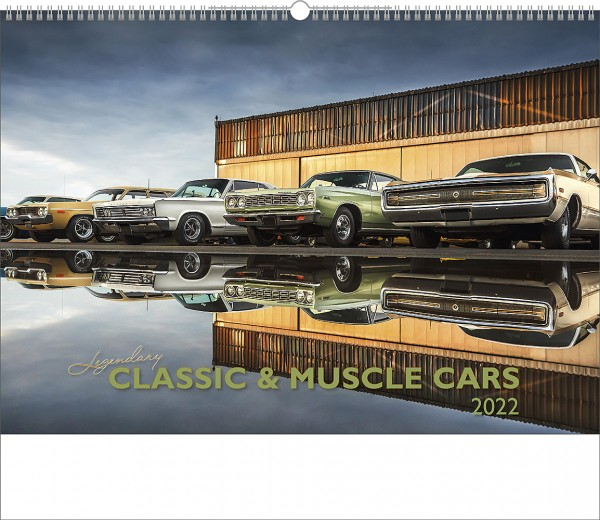 Legendary Classic & Muscle Cars