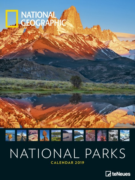 National Parks National Geographic 2019